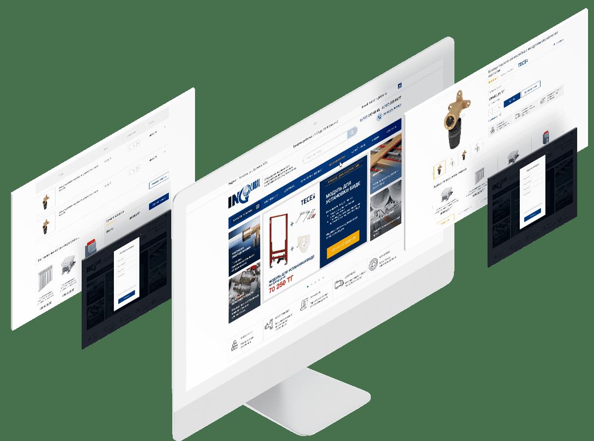 case02 coding inglobal - Интернет-магазин инженерной сантехники