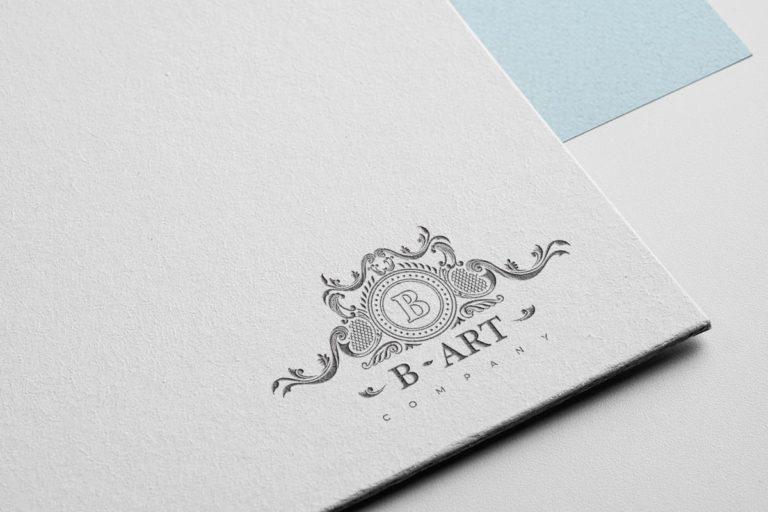 Дизайн логотипа для мебельной компании